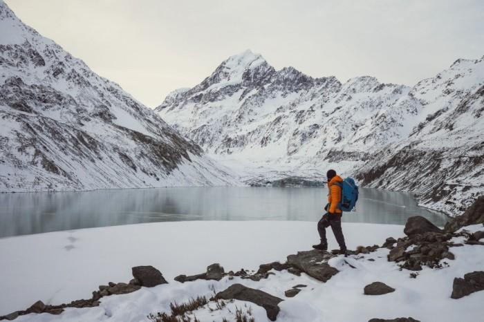 Новая Зеландия глазами фотографа Йохана Лолоса