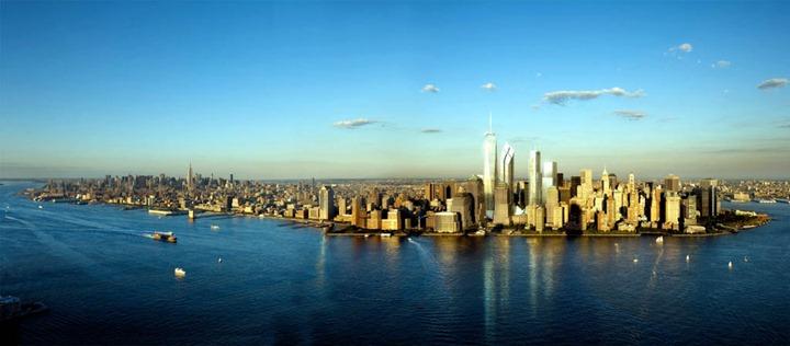Нью Йорк–крупнейший город мира