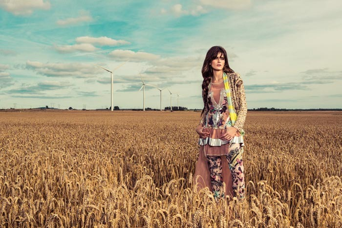 Изабели Фонтана в Vogue Brazil