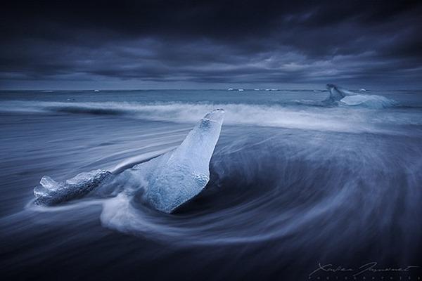 Дышащие свежестью фотографии Ксавье Джамонет