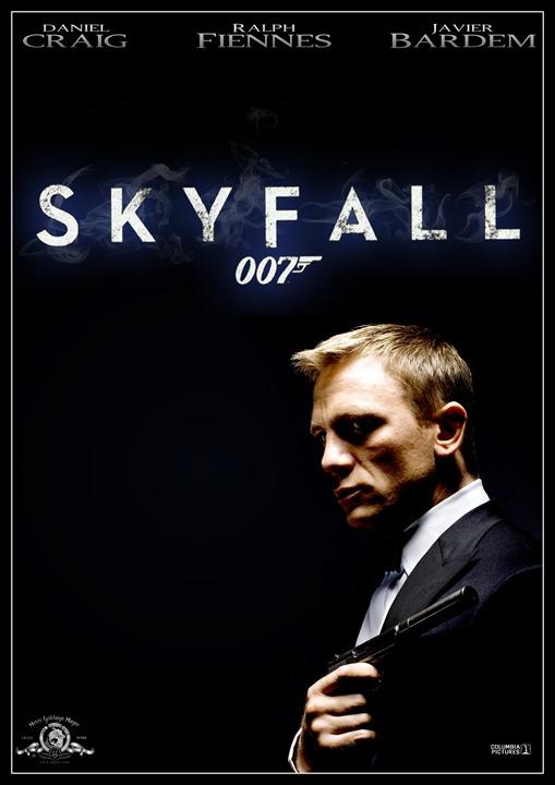Агент 007 возвращается