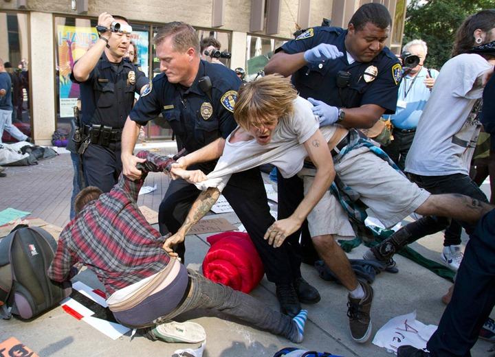 Более 80 стран охвачены протестами начавшими в США