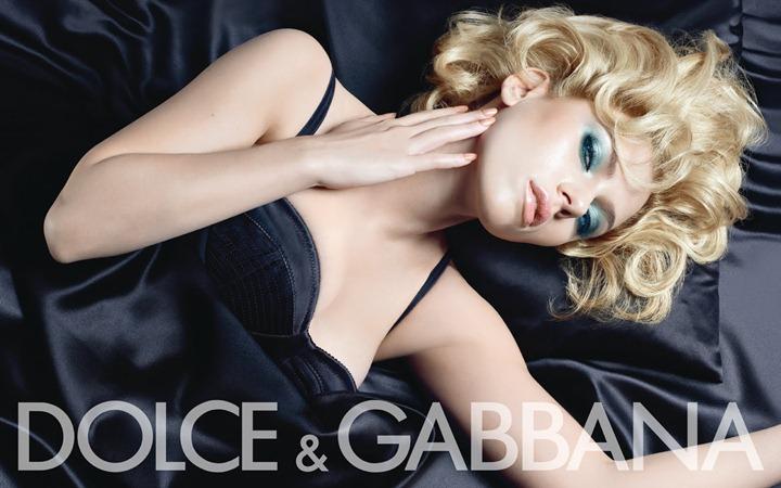 Скарлетт Йоханссон в рекламном видео Dolce & Gabbana