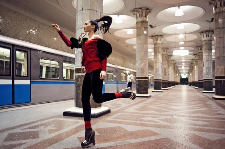 Московский метрополитен от Алены Никифоровой