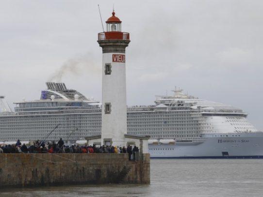 Самый огромный круизный лайнер планеты