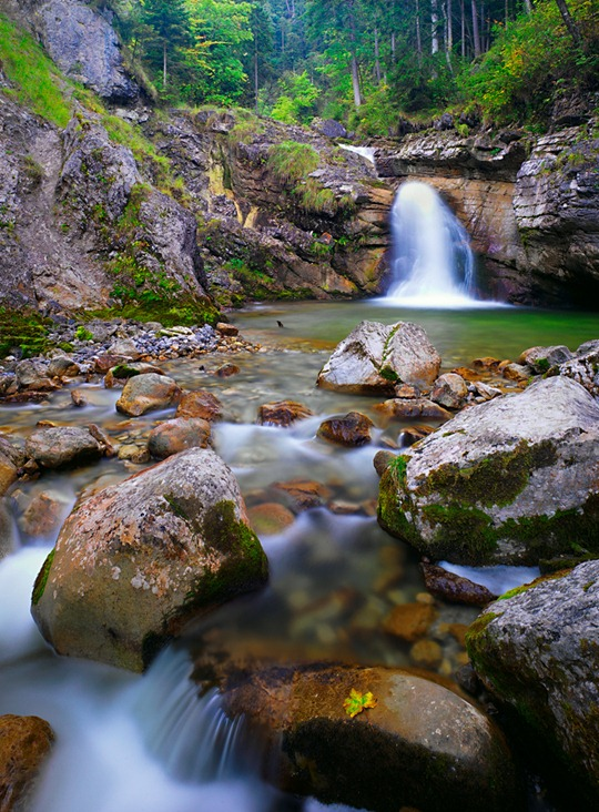Завораживающие фотографии природы Martin Amm