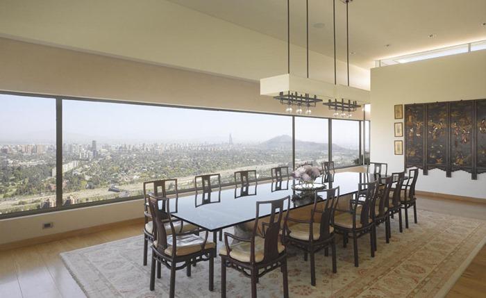 Необычные семейные апартаменты в Чили