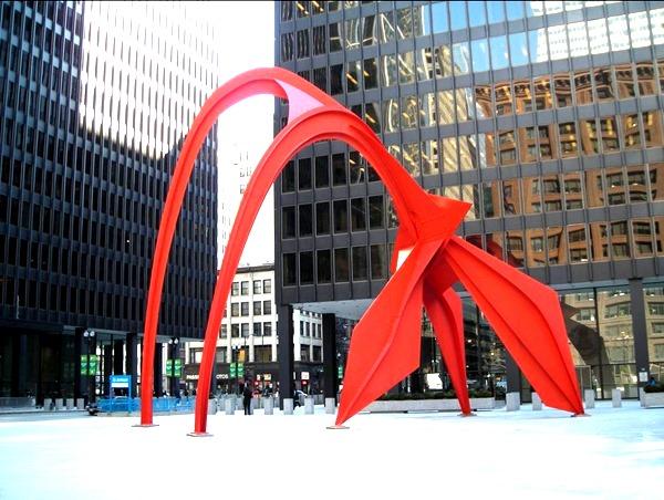 Необыкновенные скульптуры by Alexander Calder