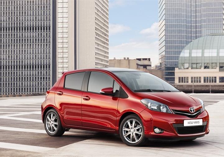Новая Toyota Yaris получит гибридный двигатель