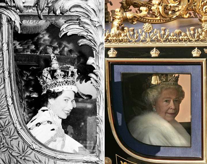 Королева Елизавета II: 60 лет на троне