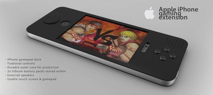 Игровой корпус для iPhone