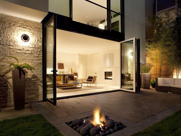 Красивые архитектурные проекты по