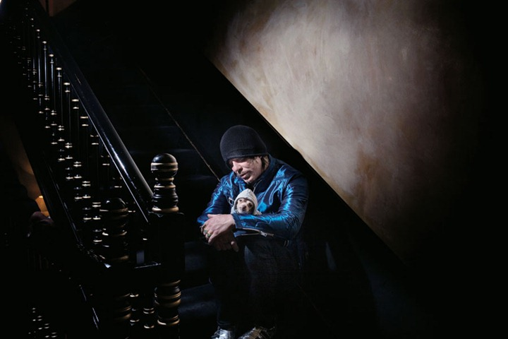 Фотограф знаменитостей Paolo Pellegrin