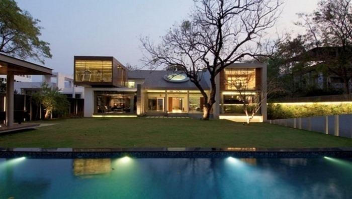Дом в Хайдарабад – уникальный восстановительный проект