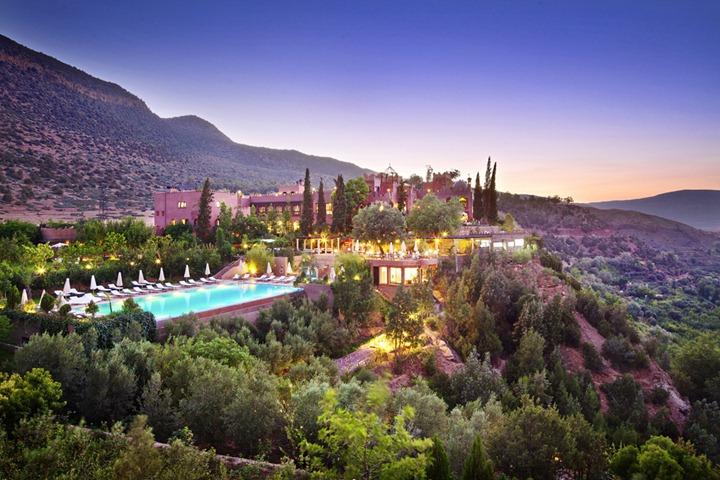 Марокко: Незабываемый отдых в отеле Kasbah Tamadot