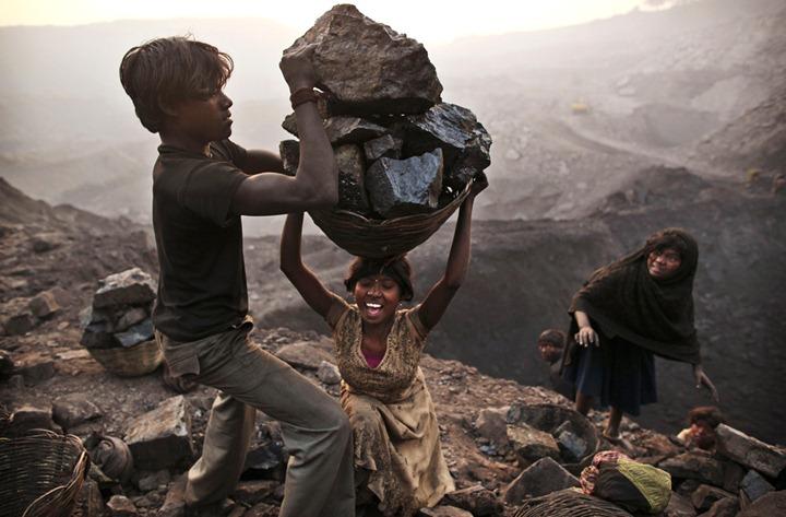 Добыча угля и его жертвы