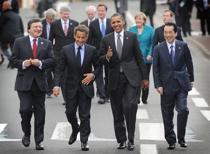 Барак и Мишель Обама: шестидневный тур по четырем странам Европы