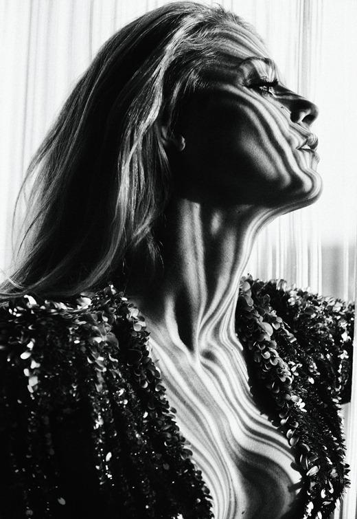 Блейк Лайвли в фотосессии для Marie Claire