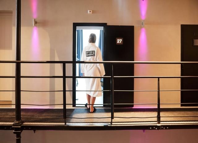 Отель из тюрьмы в Нидерландах