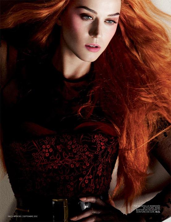 Рыжая бестия Кэти Перри