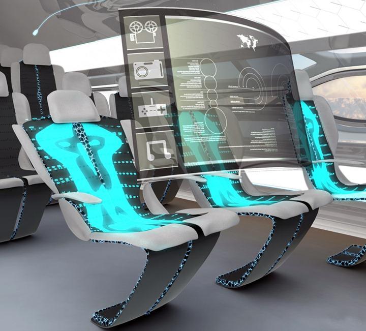 Аэробус 2050– какие самолеты нас ждут в середине 21 века?