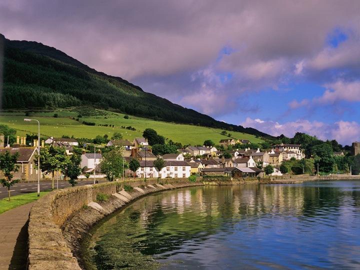 Ирландские пейзажи