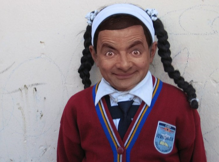Mr-Bean-as-a-Little-Girl--54485