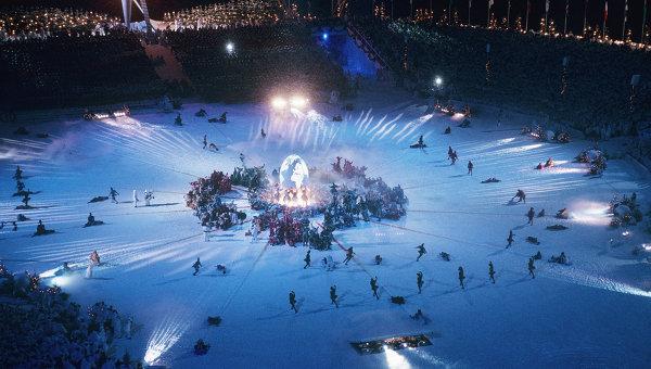 Стартуют вторые зимние юношеские Олимпийские игры