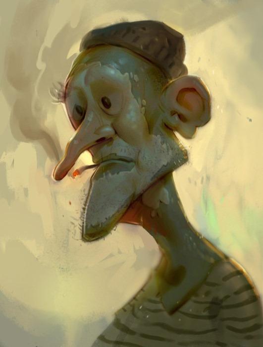 Креативные иллюстрации от Тайсона Мёрфи