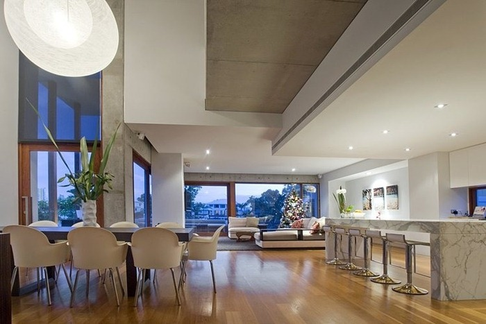 Резиденция Amalfi Drive, бюро архитекторов «BGD»