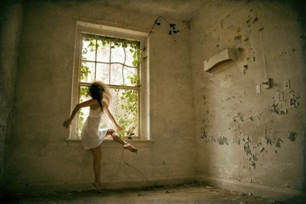 Сюрреалистичные автопортреты Амелии Флетчер (Amelia Fletcher)