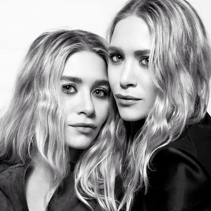 Эшли Олсен (Ashley Olsen), Мэри Кейт Олсен (Mary Kate Olsen) для The Edit