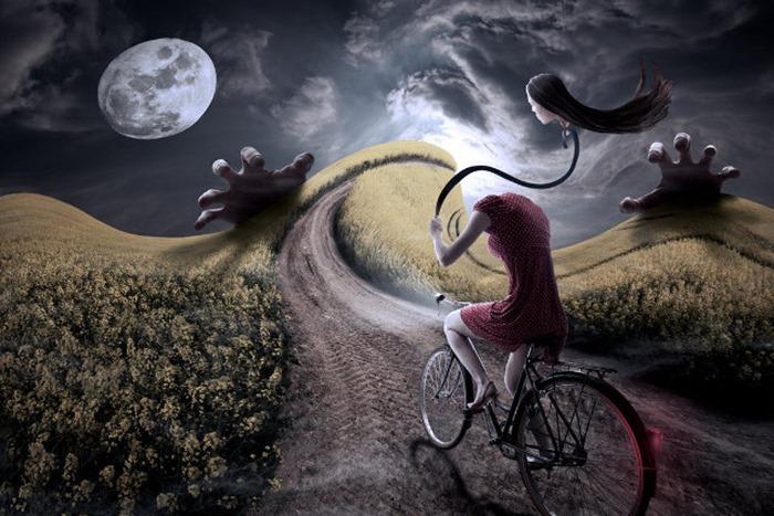Сюрреалистичные фотоманипуляции, Christophe Kiciak