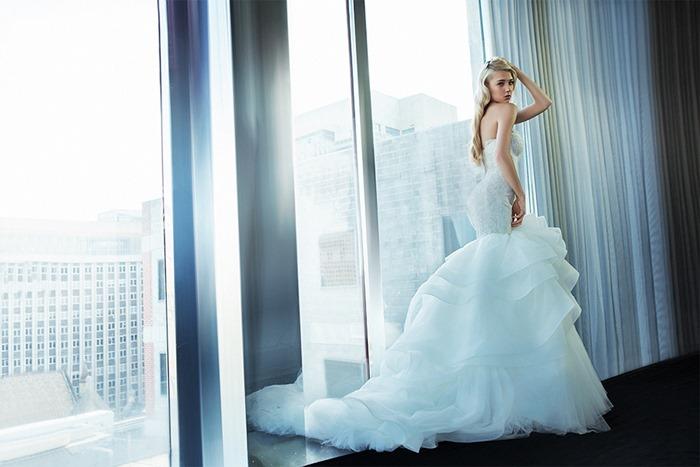 Свадебная коллекция платьев от Couture