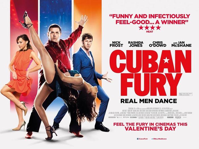 Танцуй отсюда! (Cuban Fury)