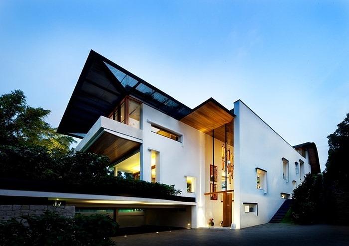 Дом на Dalvey road
