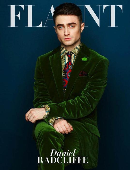 Дэниел Рэдклифф (Daniel Radcliffe) для журнала Flaunt