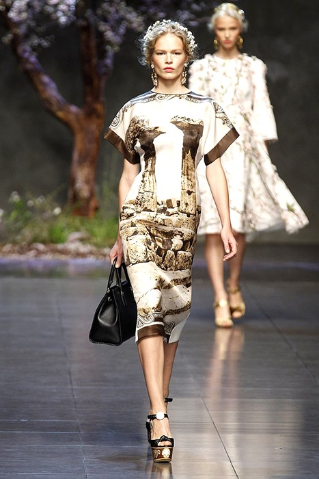 Dolce & Gabbana в Милане
