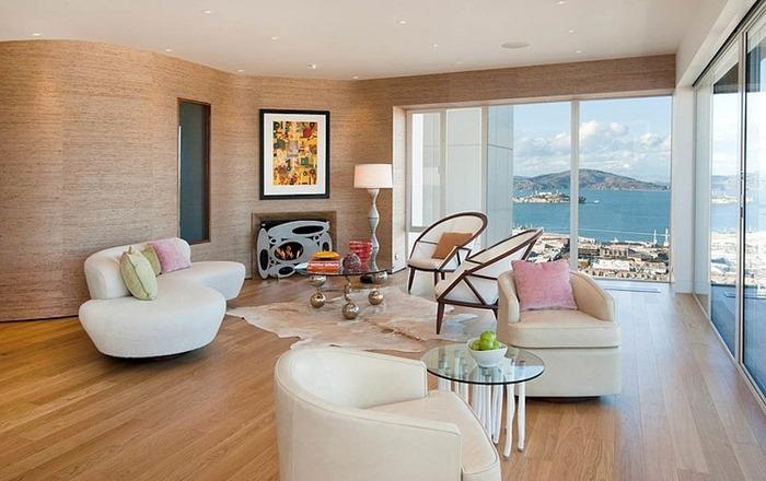 Резиденция в Сан Франциско, Fannie Allen Design