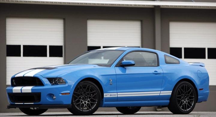 Ford Shelby GT500 2013 года будет еще мощнее!