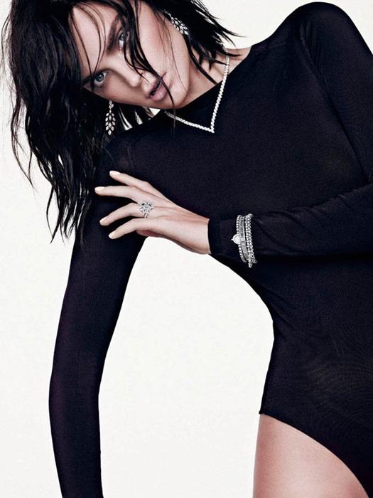 Гертруда Хегелунд (Gertrud Hegelund) для Vogue Spain