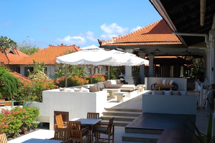 Рай для молодоженов в отеле Grand Hyatt, Бали