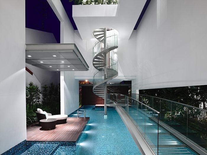 Великолепный дизайн студии HYLA Architects