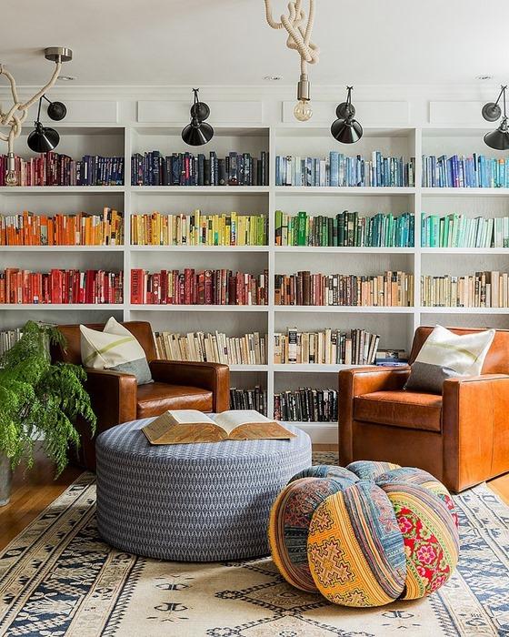 Необыкновенный интерьер пригородного дома, Hudson Interior Design