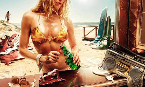 Рекламные фото, Jean Yves Lemoigne