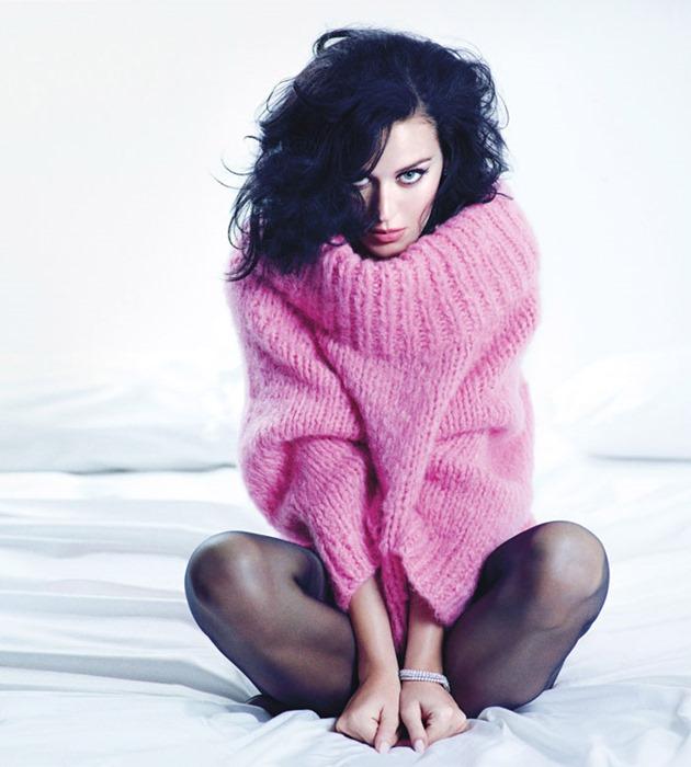 Кэти Перри (Katy Perry) для журнала W