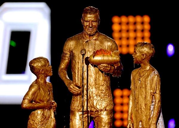Церемония награждения Kids' Choice Sports Awards