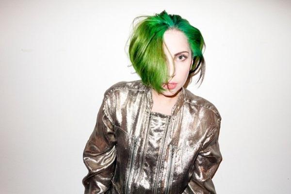 Lady Gaga в объективе Терри Ричардсона
