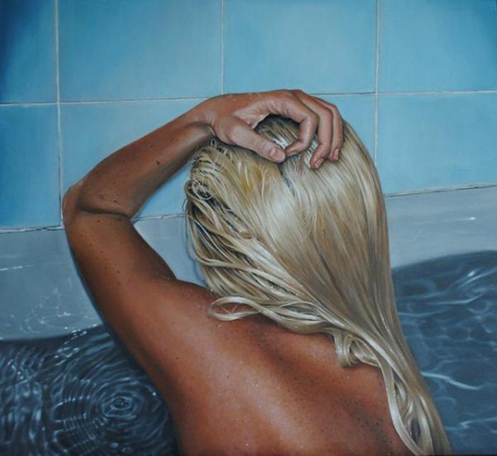 Реалистичные картины, Linnea Strid