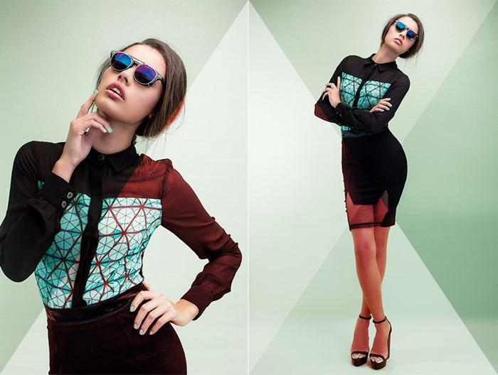 Геометрическая мода, Lorran Augusto